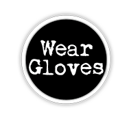 Wear Gloves Logo - Homeless Outreach - Ocala Florida - Work
