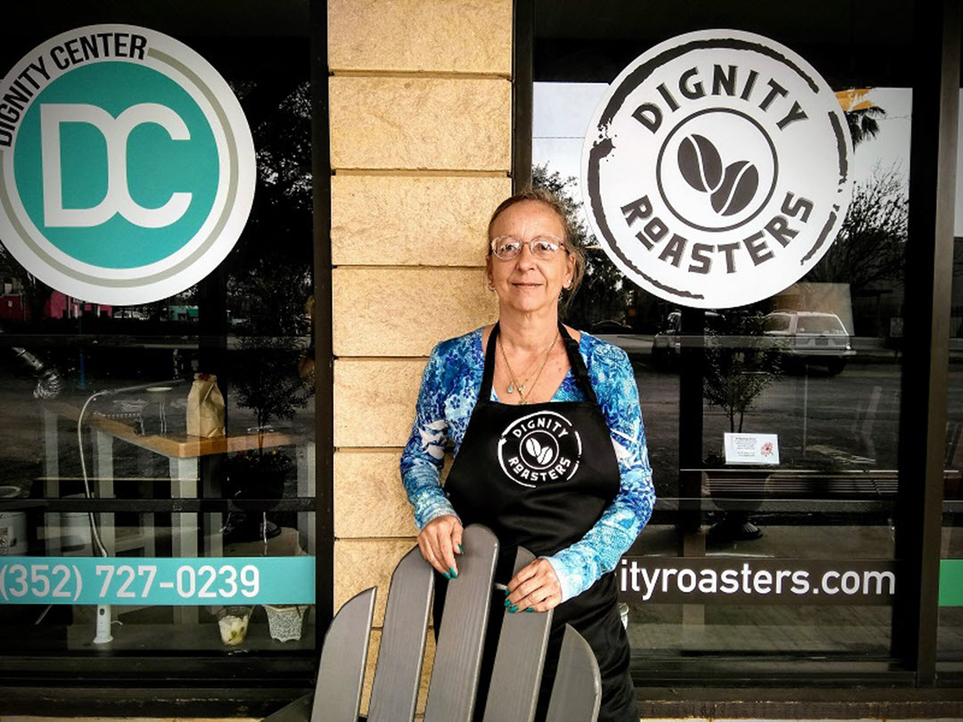 Meet Your Barista: Carol Boyer